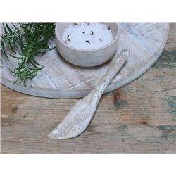 Laon Butter knive light mango wood