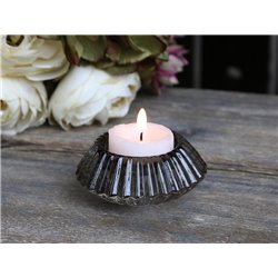Candlestick f. dinner & tealight candles