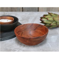 Laon Bowl acacia wood