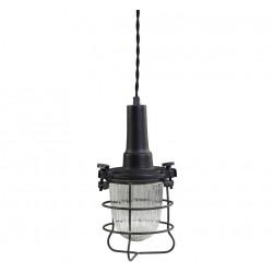 Factory Work Lamp w. glass