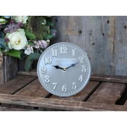 Zegarek Stołowy Chic Antique Beżowy
