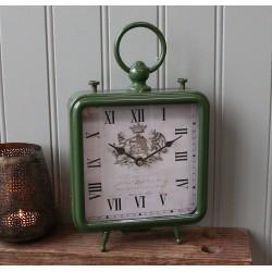 Zegarek Stołowy Chic Antique Zielony