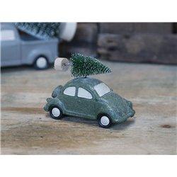 Car (X19) w. christmastree