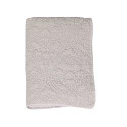 Quilt stonewashed powder 130x180 cm
