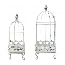 Birdcage set of 2