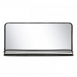 Old mirror w. shelf