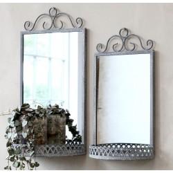 Mirror w. shelf