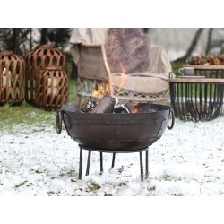 Grimaud old fire bowl (X20) on foot