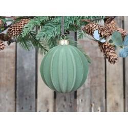 Christmas ball (X20) velour