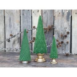 Christmas tree (X20) on foot velour