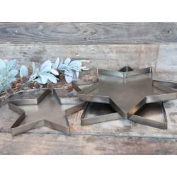 Star Plates (X20) set of 3