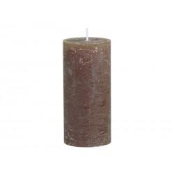 Macon rustic Pillar Candle 60 h
