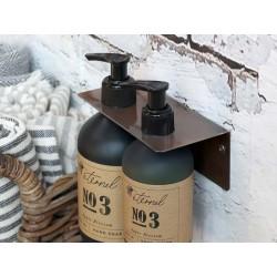 Bottle holder for ƒternel dispenser