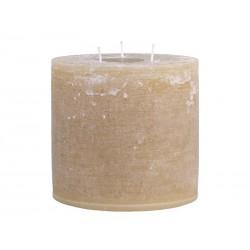 Macon rustic Pillar Candle 80 h
