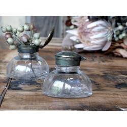 Old Vase w. lid