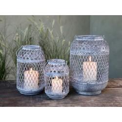 Lantern w. pattern