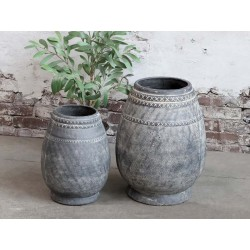 Cholet Vase w. pattern
