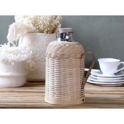 Thermos Bamboo Braided  1.3 L