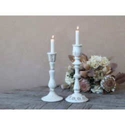 Old Candlestick w. pattern