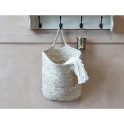 Basket for hanging