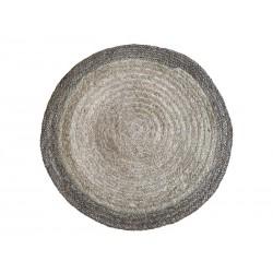Pleciony Dywanik Okrągły Chic Antique z Trawy Morskiej A