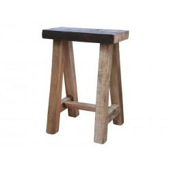 Drewniany Stołek Chic Antique Grimaud B
