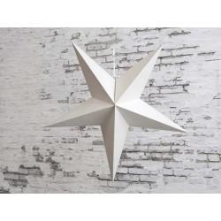 Vintage Paper Star