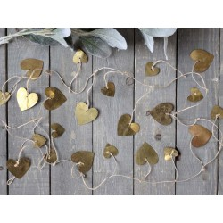Garland w. hearts