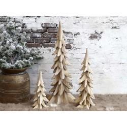 Christmas Tree w. gold decor