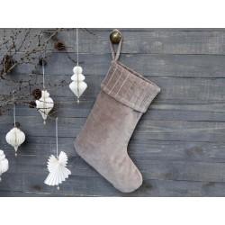 Christmas Stocking velour