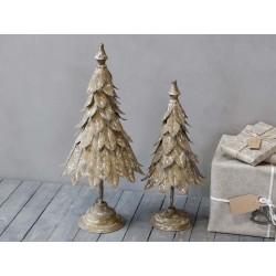 Christmas Tree on foot