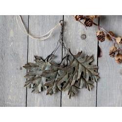Leaves in bundle
