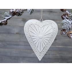 Heart w. pattern