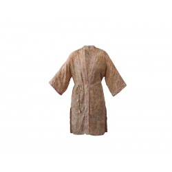 Kimono w. tie belt