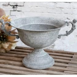 Metalowy Puchar Chic Antique B