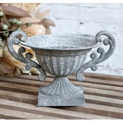 Metalowy Puchar Chic Antique D