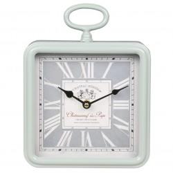 Zegar Ścienny Chic Antique Miętowy