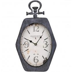 Zegar Ścienny Chic Antique Grand Hotel