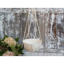 Hanging flower pot (S20)