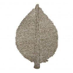 Pleciona Mata Podłogowa Chic Antique Liść