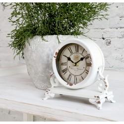 Zegar Stołowy Chic Antique w Stylu Francuskim