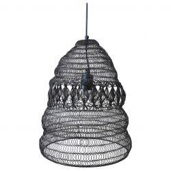 Lampa z Metalowej Siatki Chic Antique B