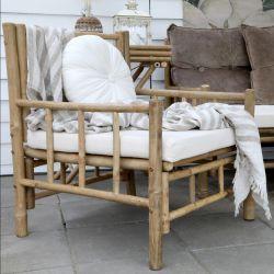 Krzesło Bambusowe Chic Antique Lyon
