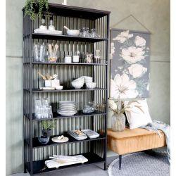 Bookcase w. 6 shelves
