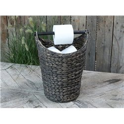 Basket (S20) w. toilet paper holder
