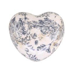 Melun Heart w. French pattern