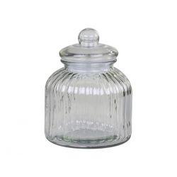 Storage Jar w. grooves