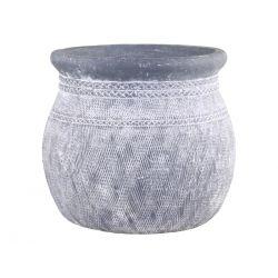 Cholet Flowerpot w. pattern