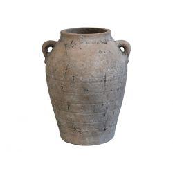Terracotta Pot w. handles