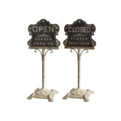 Sign open/closed